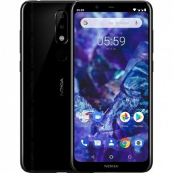 MOVISTAR - SMARTPHONE NOKIA 5.1 PLUS BLACK