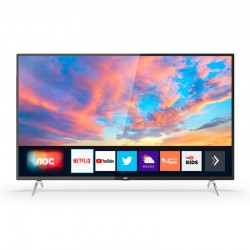 "AOC - LED 50"" SMART 50U6295 UHD 4K"