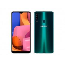 SAMSUNG - SMARTPHONE A20S NEGRO