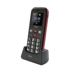 MICROLAB - TELÉFONO SENIOR 8085 RED