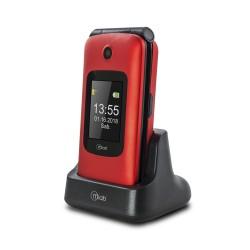MICROLAB - TELÉFONO SENIOR 8091 RED