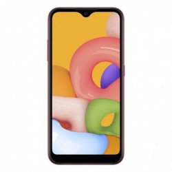 SAMSUNG - SMARTPHONE  A01 ROJO