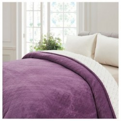 IDETEX  PLUMÓN CORAL LILAC 1.5PL