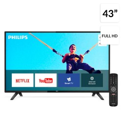 "PHILIPS LED 43"" SMART 43PFD5813"