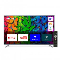 "PHILIPS LED 50"" SMART 50PUD6513 4K"