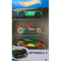 ANSALDO-PACK HOT WHEELS DE 3 K5904
