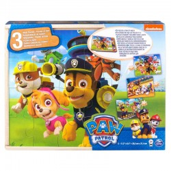 SPIN MASTER PAW PATROL PUZZLE 24 PZS.LENT.