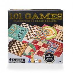 SPIN MASTER GAMES FAMILIAR 101 JUEGOS