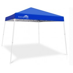 DECOMONDO- TOLDO 3X3 MTS PEGABLE AZUL