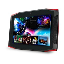 "MICROLAB TABLET 7"" GAMER FATALITY 3G BLACK 8715"