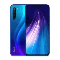XIAOMI REDMI NOTE 8 64 GB NEPTUNE BLUE+ADAPTADOR