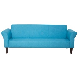 FUTON MANTAHUE PUCON 3 CPOS TELA CALIPSO