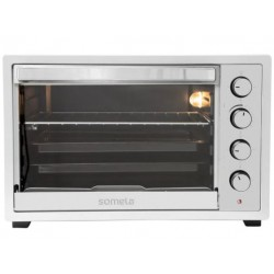 HORNO ELÉCTRICO SOMELA STEEL OVEN 50 LTS(SO50LT)