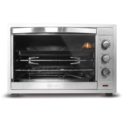 HORNO ELÉCTRICO SOMELA STEEL OVEN 60 LTS(SO60LT)