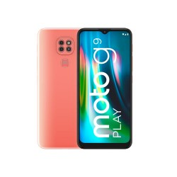 INTCOMEX-SMARTPHONE G9 PLAY (ROSA)