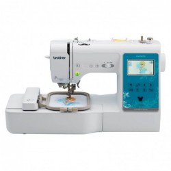 BROTHER MAQUINA DE COSER Y BORDAR NV960DLCL