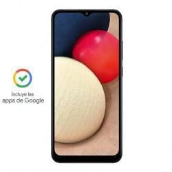 SAMSUNG SMARTPHONE A02S NEGRO 32GB