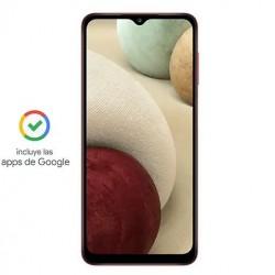 SAMSUNG - SMARTPHONE A12 128GB ROJO