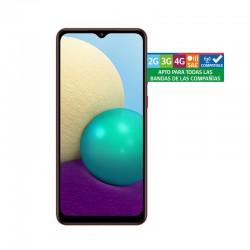SAMSUNG SMARTPHONE A022 ROJO