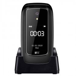 IRT SENIOR PHONE 3G CLAMSHELL NEGRO(S005SENIOR420N)