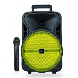 MICROLAB PARLANTE CITY SONG GREEN 8710