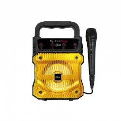 MICROLAB PARLANTE MY LIL FIRST SING YELLOW 8898