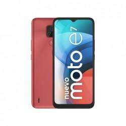 SMARTPHONE MOTOROLA E7 ROSA CORAL OPEN INTCOMEX