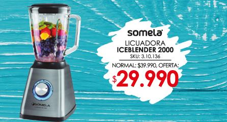 Licuadora Somela