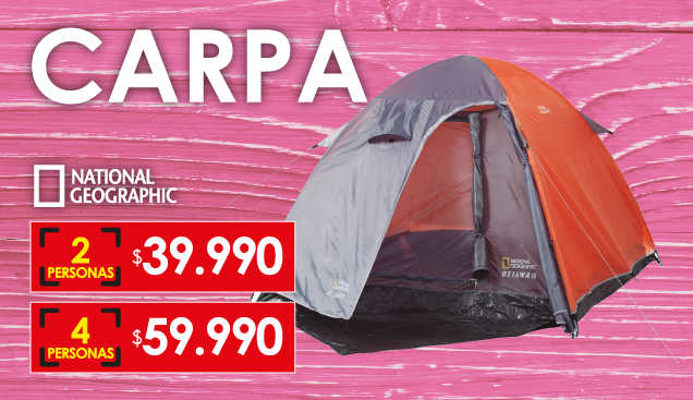 Carpa National Geographic
