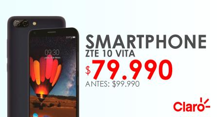 Celular ZTE 10 Vita