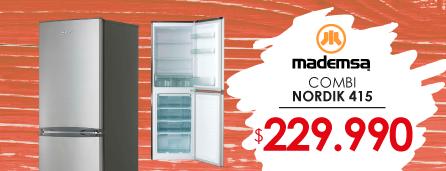 Refrigerador Mademsa