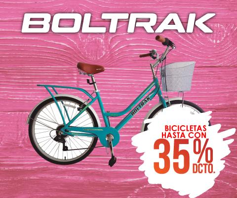 Bicicleta Boltak