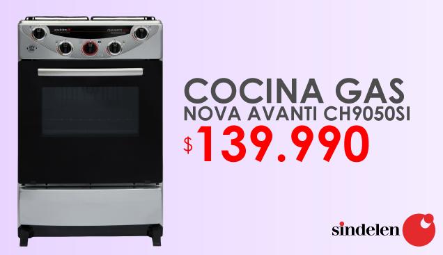 Cocina Gas Nova Avanti