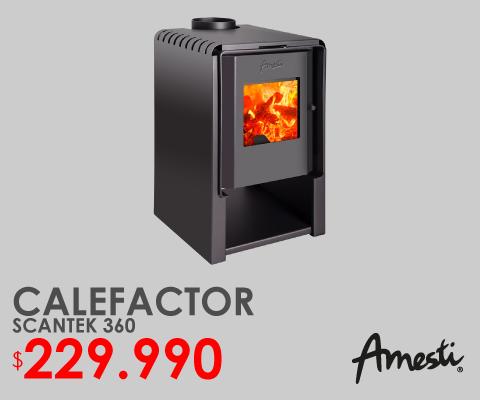 Calefactor scantek 360 amesti