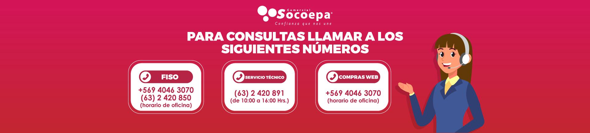 Informacion Socoepa
